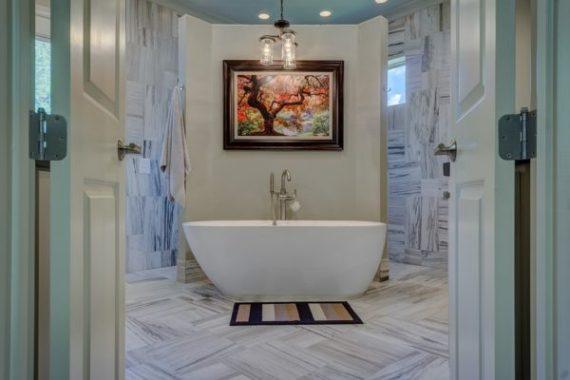 Rénovation de salle de bain: les tendances déco 2021