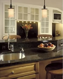 How High Should Pendant Light Fixtures Hang Over A Counter?