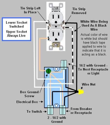 Duplex Switch Wiring Diagram Duplex Circuit Diagrams