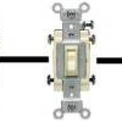 3 Way Switch Diagram Power At Light For Wiring A Three How To Wire 4 Five Switches Controlling Fixture Utilizing Two And