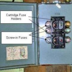 Circuit Breaker Panel Wiring Diagram Contactor And Overload Single Phase A Fuse Box Manual E Books Datachanging To Part 1