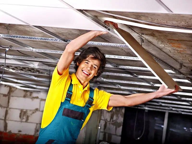 Prix dun plafond suspendu  tous les tarifs et devis plafond suspendu