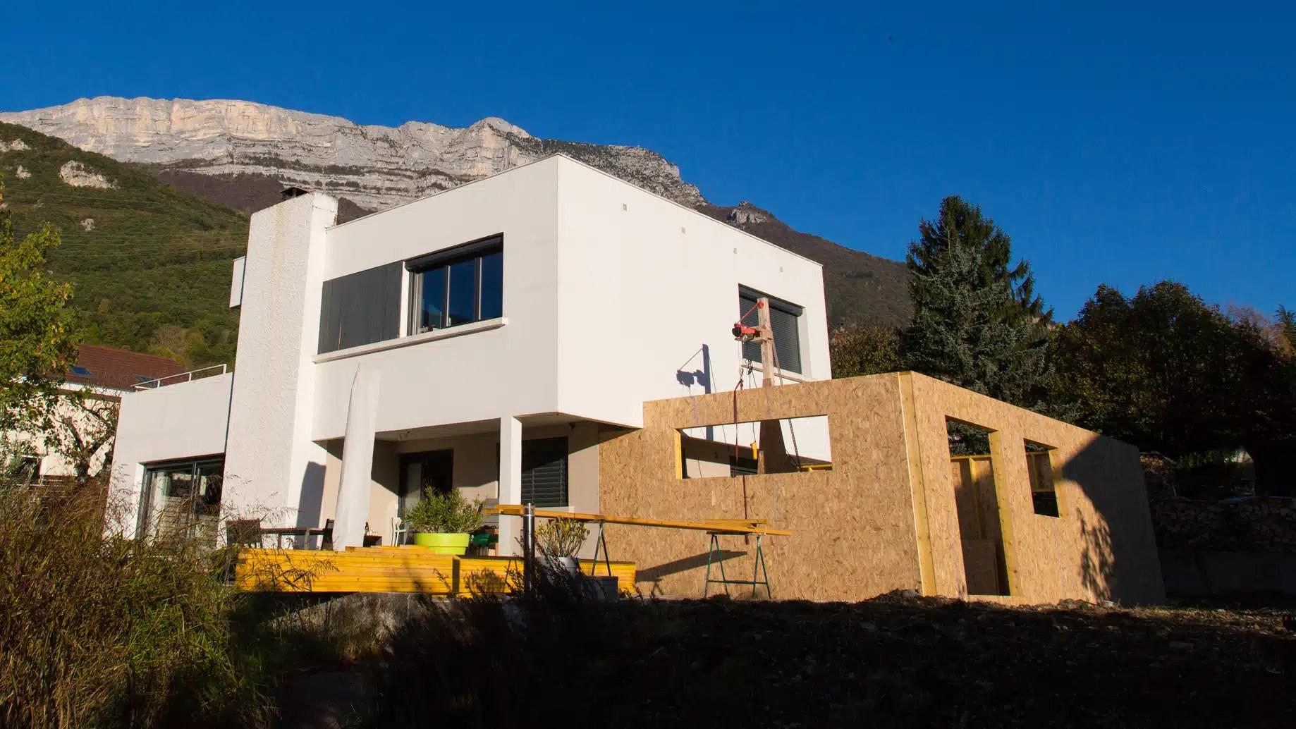 Le Permis De Construire Pour Une Extension De Maison Les