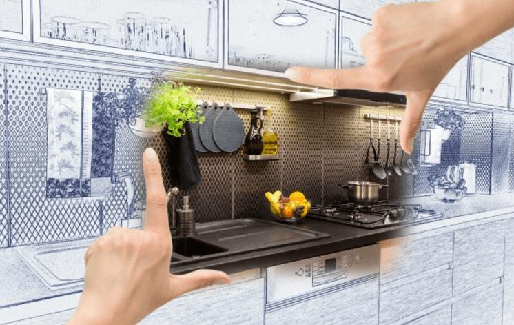 creer sa propre cuisine pas chere