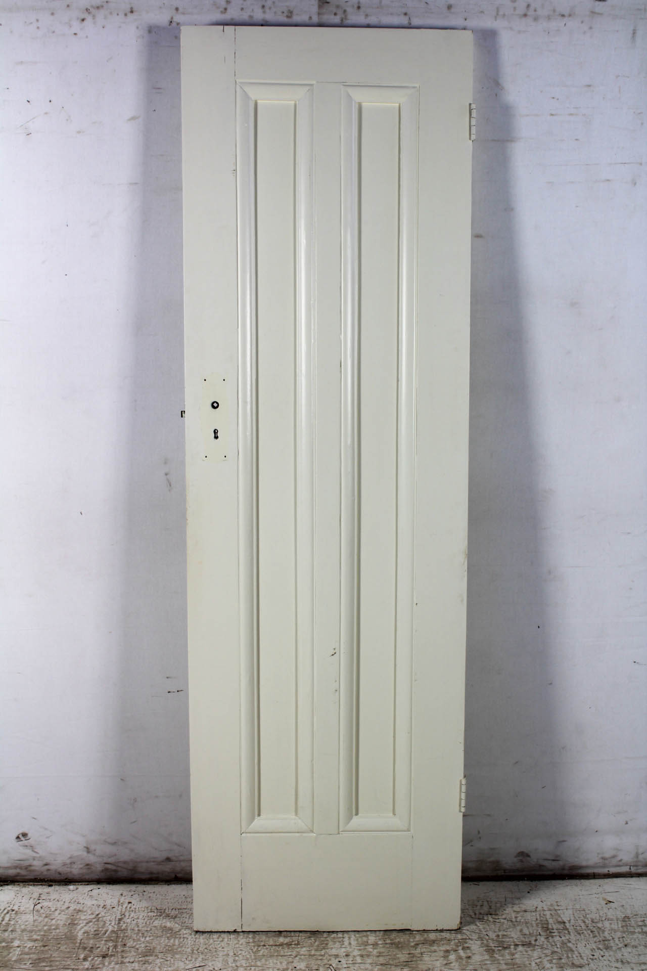 Narrow 2 Panel Door  Renovators Paradise