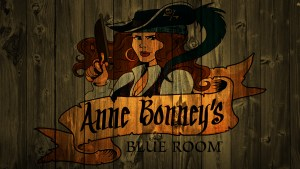 Pub Logo - Anne Bonney's Blue Room