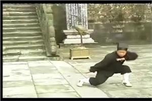 美國小伙癡迷中國功夫 欲用8年學武當拳法(圖)_第二人生