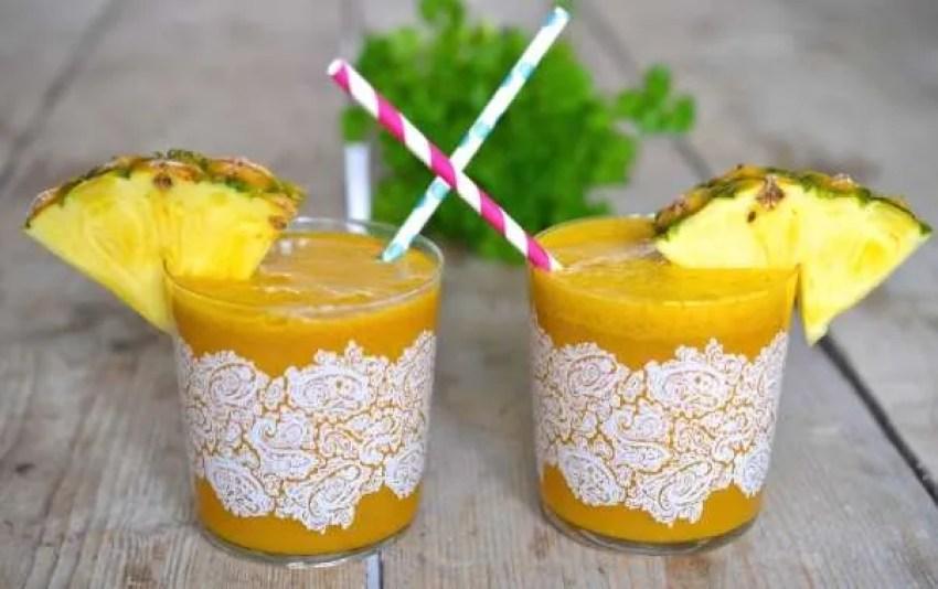 Juicy juice Rens Kroes