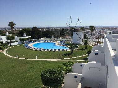 Pictures Holiday Apartment Albufeira Portugal Windmill Hill