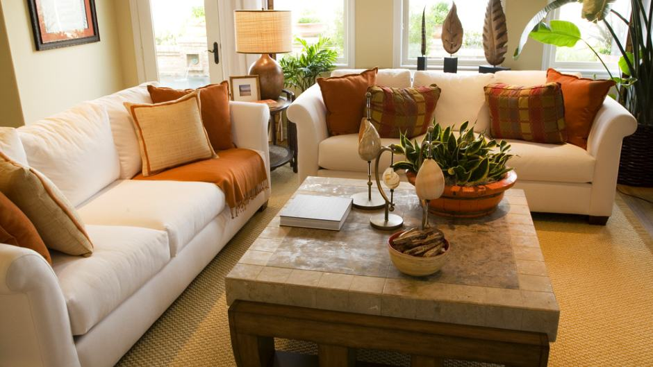 Decorating a Coffee Table  Rent Blog