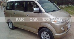 Suzuki APV For Family