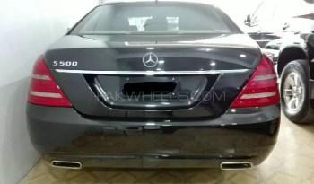 Mercedes Benz S Class A.T full