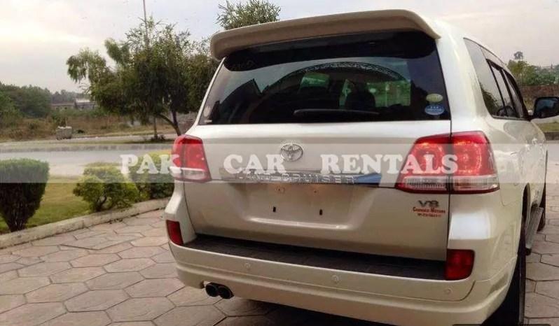 Toyota Land Cruiser V8 full