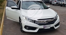Rent Honda Civic X 2019
