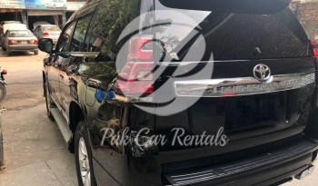 Rent Land Cruiser Prado TXL 2018 Face Lift full