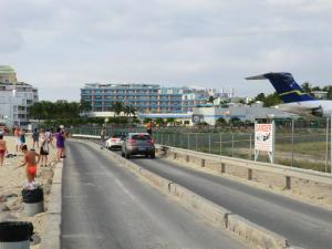 Famous Location at the Airport Runway