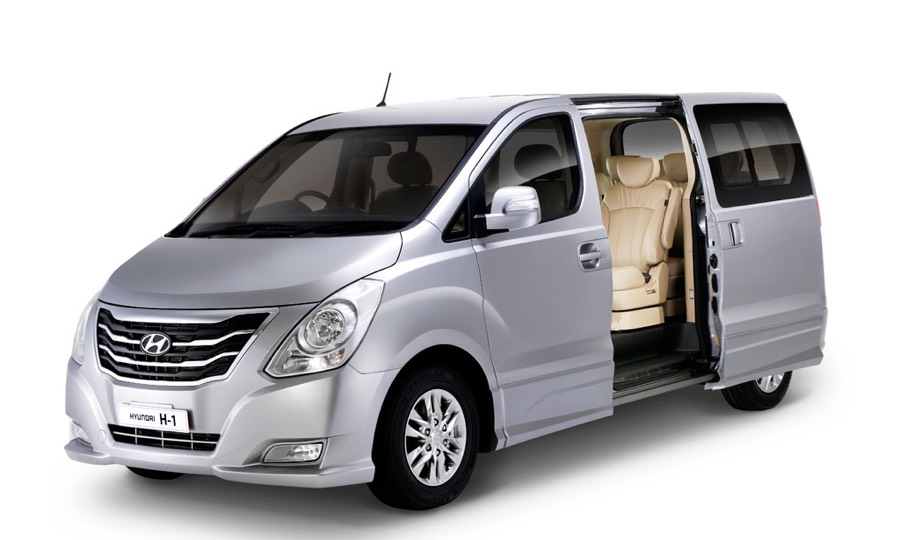 hyundai h1 12 passenger travel rent a car st maarten. Black Bedroom Furniture Sets. Home Design Ideas