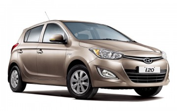 Hyundai i-20 or similar