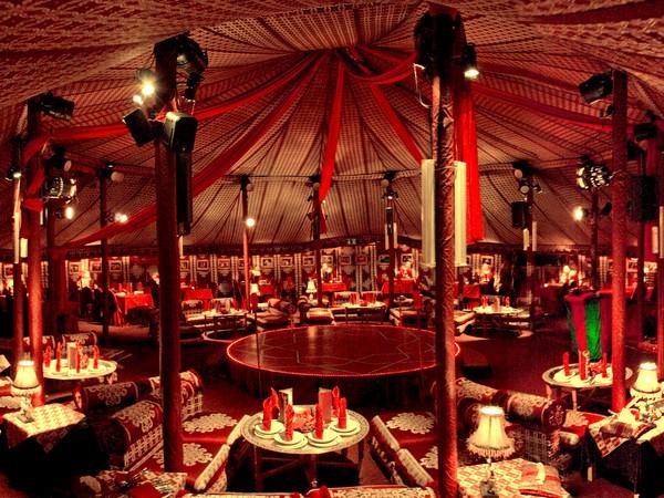 Orientalisches Zelt in Berlin mieten  RentACluborg