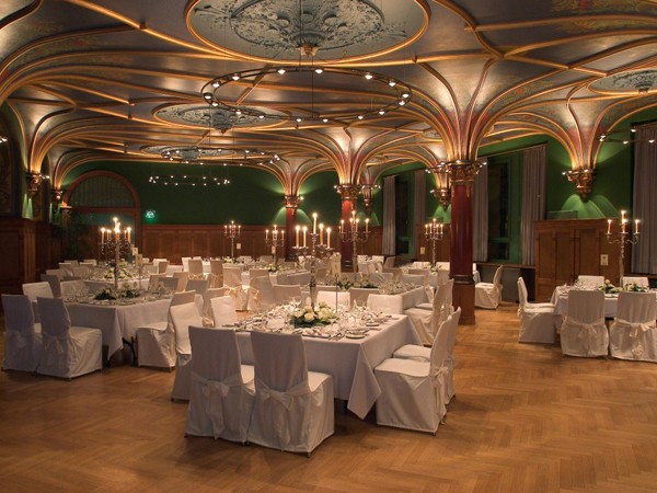 Saal in historischer Stadthalle in Wuppertal mieten