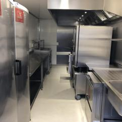 Kitchen Equipment Rental Los Angeles Burgundy Curtains Mobile For Rent