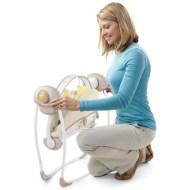 swing chair mudah metal covers wedding sewa inguinity baby mainan ayun bayi | rental alat