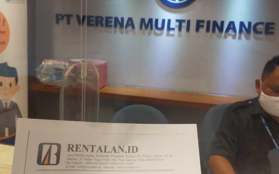 Sewa Laptop Gambir Jakarta Pusat PT Verena Multi Finance