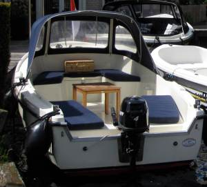motorboat rental kaag