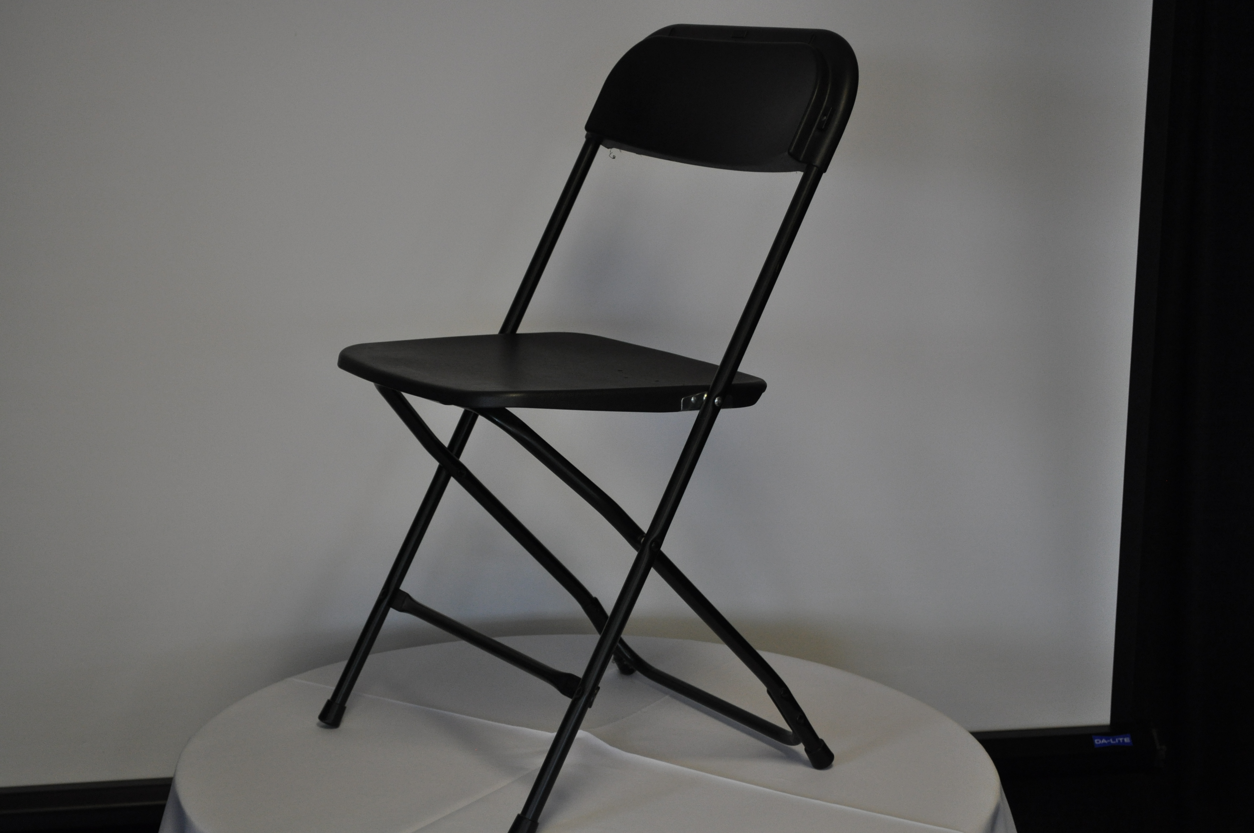 renting folding chairs at home depot black chair