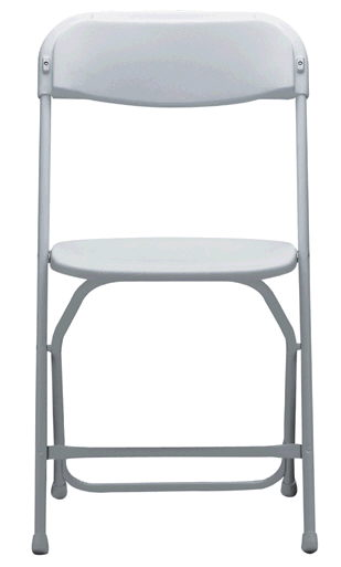 folding chair rental chicago howard elliott puff chairs white rentals il rent where to find in
