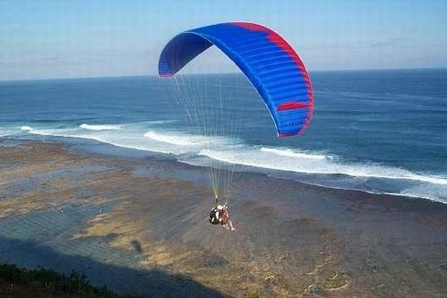 paragliding Bali Tanjung Benoa Tempat Wisata Di Bali