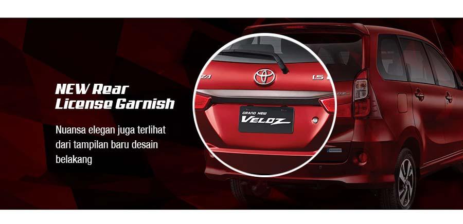 grand new veloz warna merah toyota yaris trd 2015 bekas avanza baru, spesifikasi