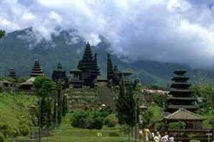 Pura Besakih1 Tempat Wisata Di Bali