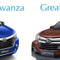 Grand New Avanza Vs Great Xenia Warna Grey Metallic Meng-uber Gojek, Nge-grab Taxi !: Perbedaan ...