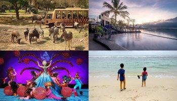 Itinerary Liburan Ke Bali Dengan Anak, Tips, Panduan & Contoh Rencana Perjalanan Wisata