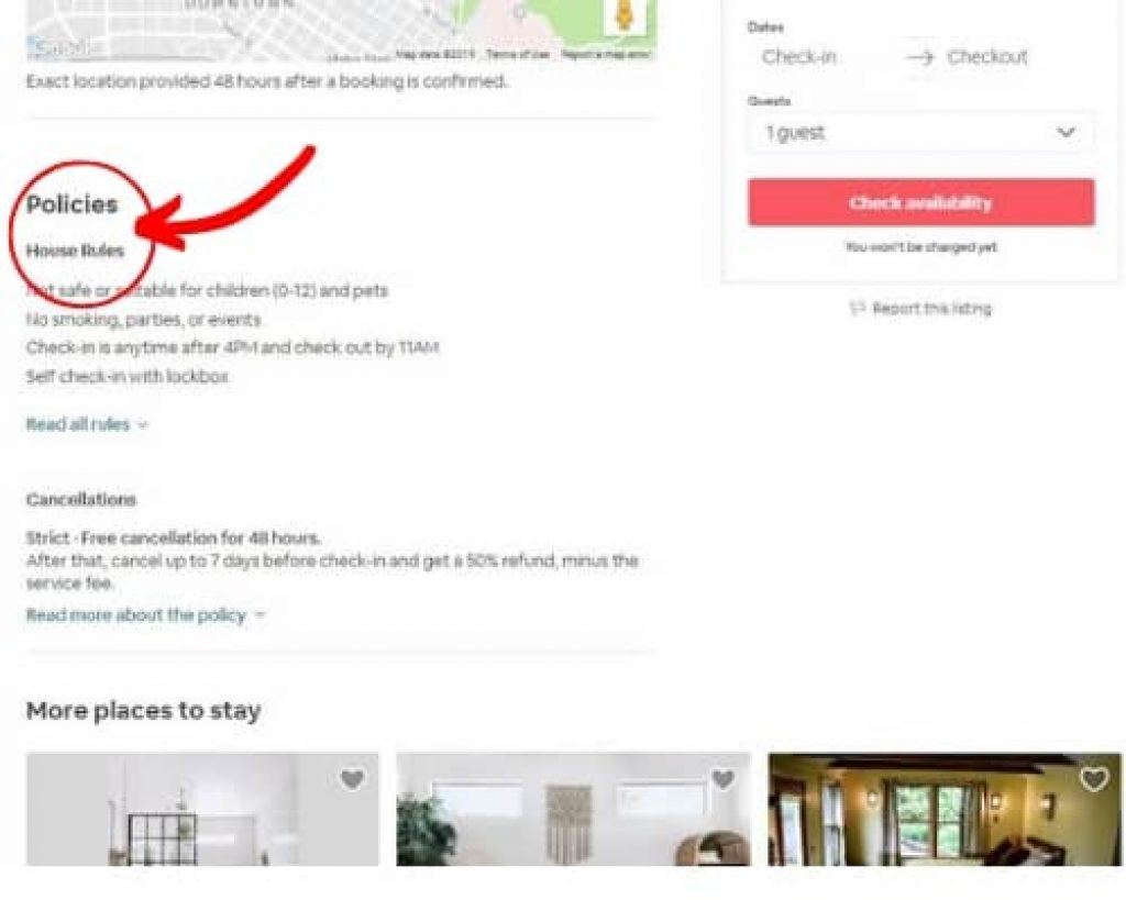 21 Critical Airbnb House Rules Examples 2020 Templates