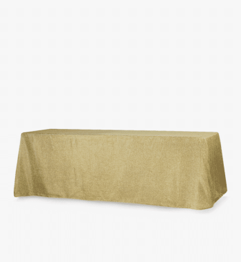 Faux Burlap Tablecloth Rentals Atlanta Party Rental