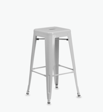 White Bar Stool rentals