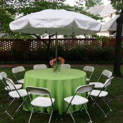 Chair Cover Rentals Dallas Texas Cheap Salon Rent Umbrella 60 Inch Round Table In Tx Where To Find