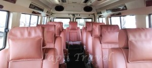 12 Seater Maharaja Tempo Traveller