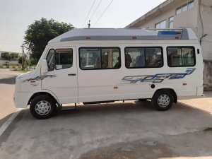 Tempo Traveller Rental Service in Punjab