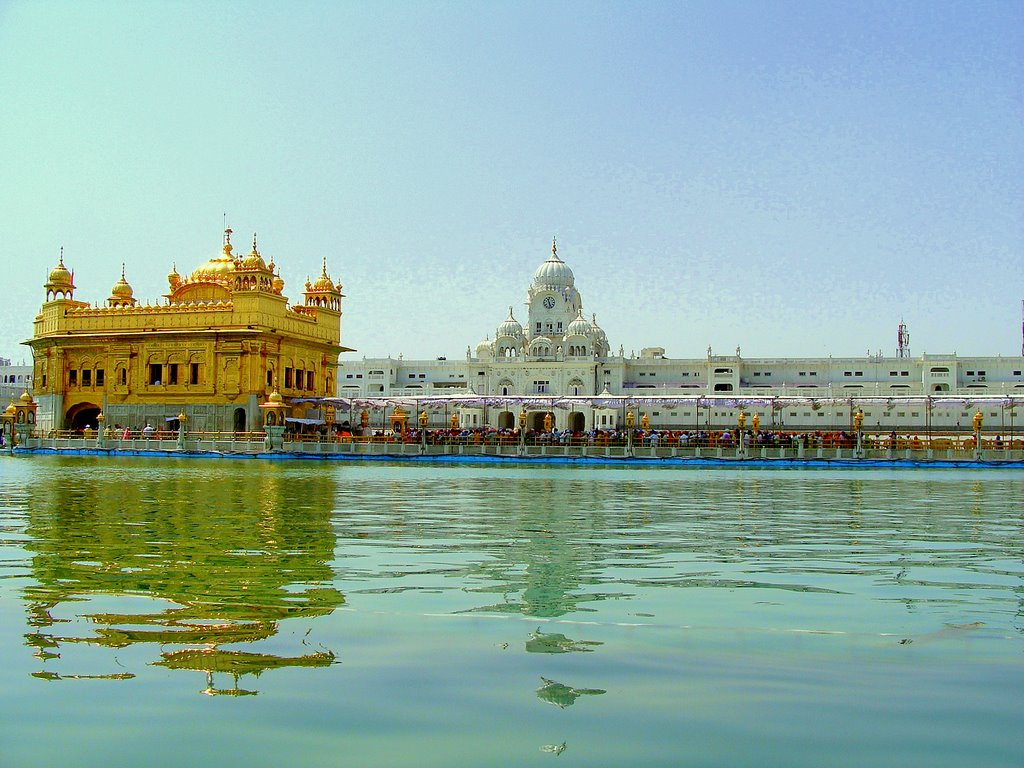 A Heritage Tour of Amritsar by Car