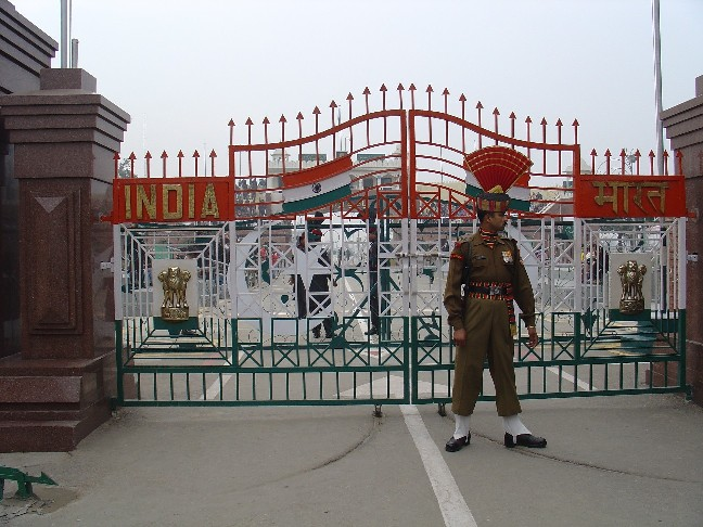 Wagha Border Ceremonial Tour By Car And Driver