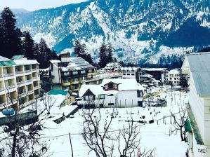 5-Days Shimla Manali Tour by Car