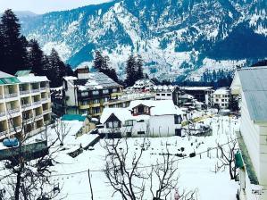 5-Days Shimla Manali Tour by Car