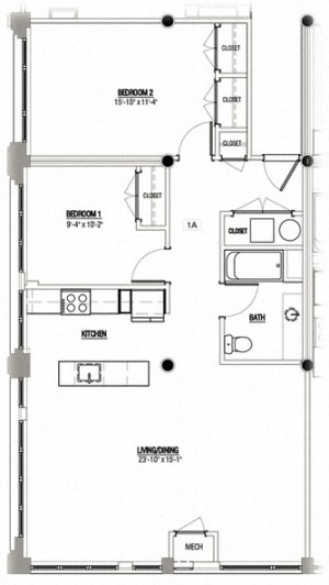 Cheap 1 Bedroom Apartments For Rent In Newark Nj Studio