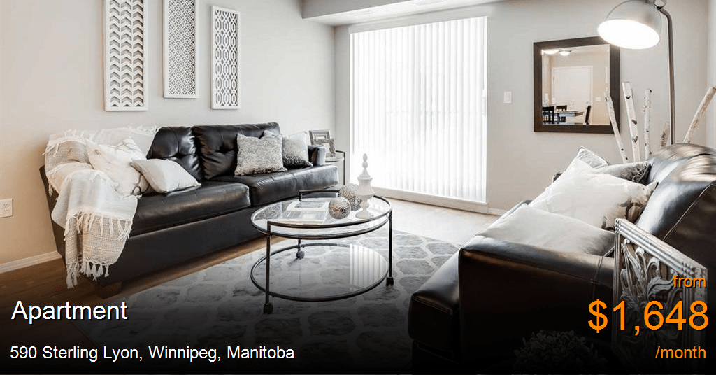 590 Sterling Lyon Parkway Winnipeg Apartment For Rent
