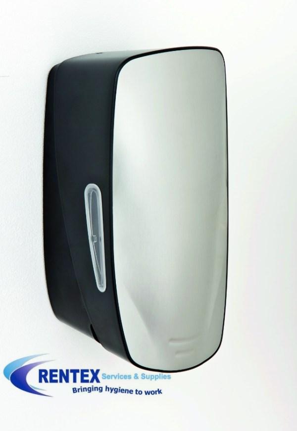 Mercury tissue dispenser