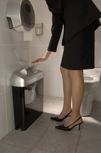 Washroom Sanitary Bin Services Leeds Feminine Hygiene