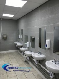 washroom hygiene services barnsley